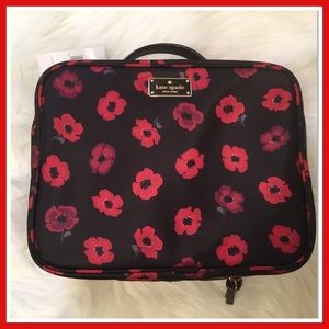 Kate Spade Wilson Road Poppy Martie Travel Bag NWT